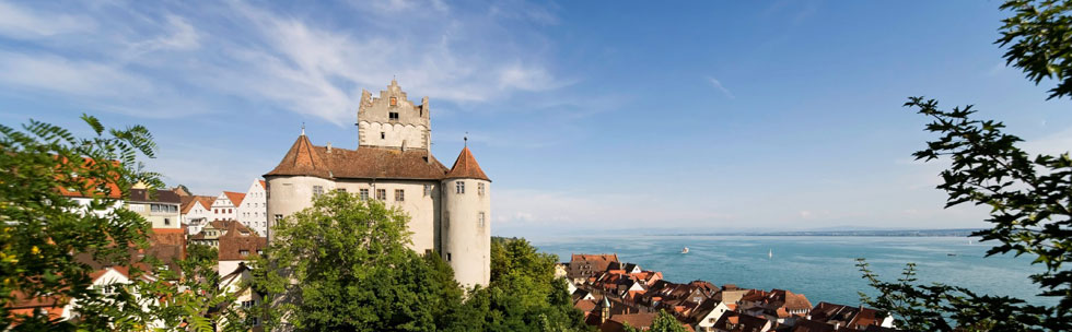 Impressionenen aus Meersburg am Bodensee