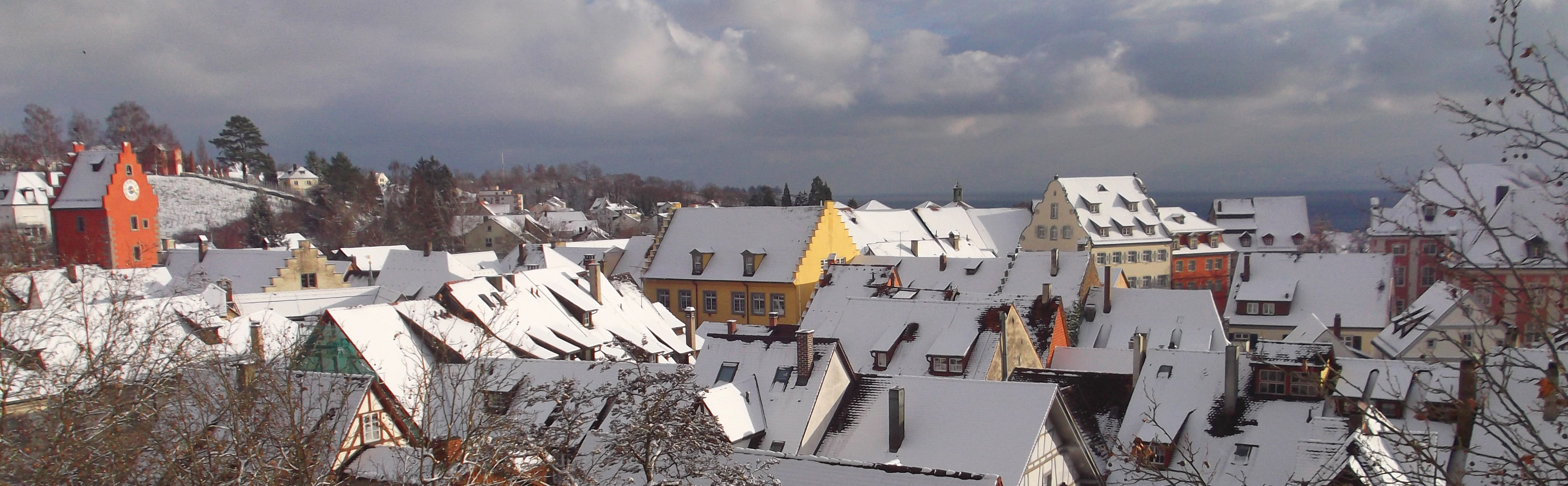 Winter in Meersburg