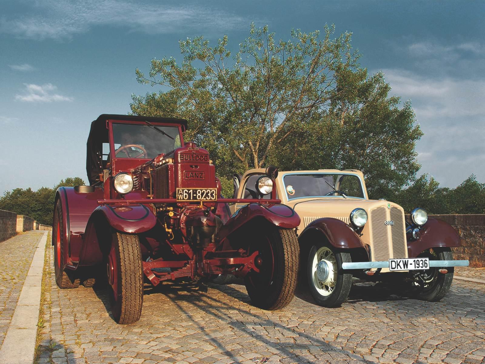 Auto- und Traktormuseum