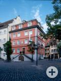 Rotes Haus bzw. Galerie Bodenseekreis