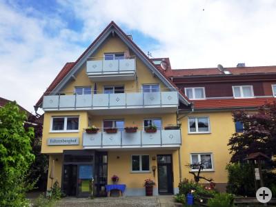 Hofstelle Fohrenberghof