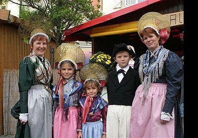 Trachtengruppe Meersburg