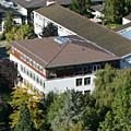 Luftbild von der Sommertalschule