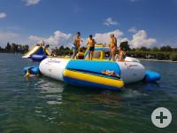 SummerTime im Frei- und Strandbad Meersburg