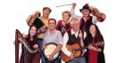 Gruppenfoto der irisch-schottischen Folkband Tunefisch