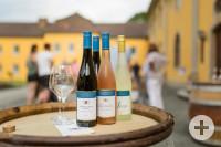 Sommerweinprobe im Reithof