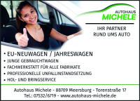 Autohaus Michele Anzeige