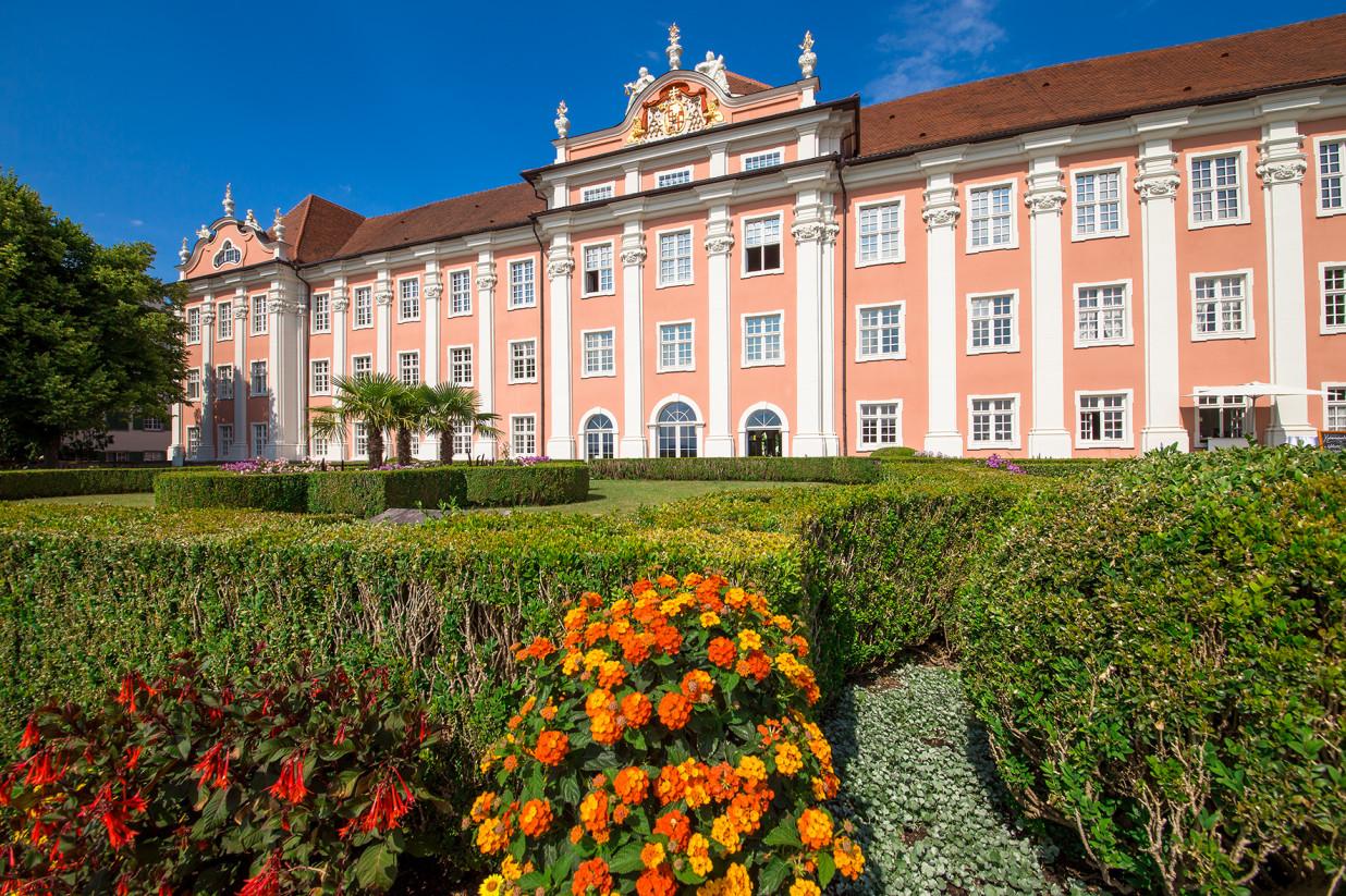 Barocke Pracht: Das Schloss Meersburg