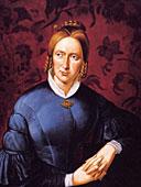 Portrait Annette von Droste Hülshoff