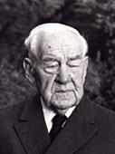 Portrait von Wilhelm Restle