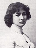 Schwarz-weiß Fotografie von Hedwig Straub.