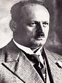 Portrait von Karl Moll
