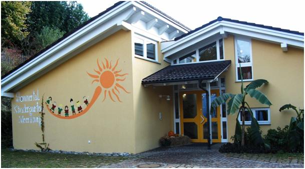 Sommertalkindergarten Gelbes Haus
