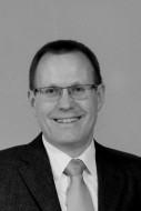 Portrait von Doktor Martin Brütsch.