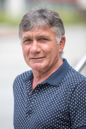 Portrait des Gemeinderat Mitglieds Martin Brugger.