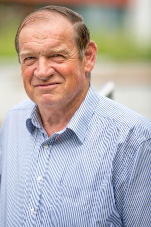 Portrait des Gemeinderat Mitglieds Georg Dreher.