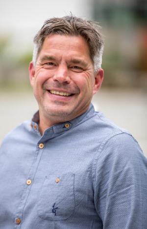 Portrait des Gemeinderat Mitglieds Christian Herter.