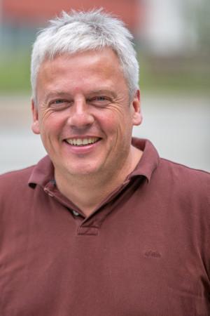 Portrait des Gemeinderat Mitglieds Peter Krause.