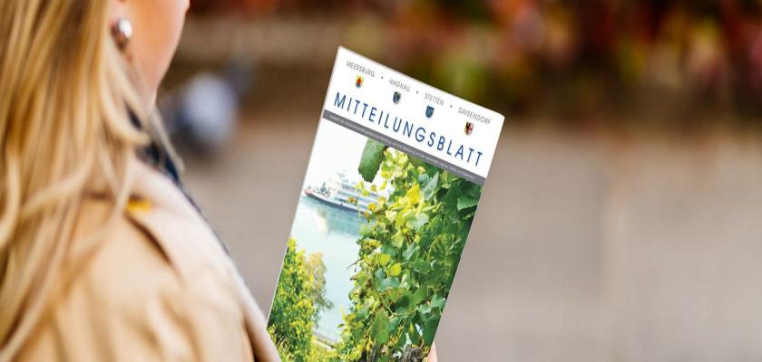 Mitteilungsblatt Meersburg