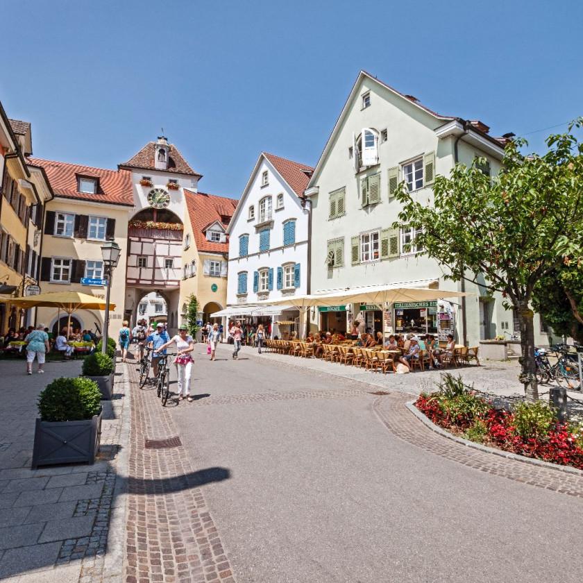 Unterstadt Meersburg