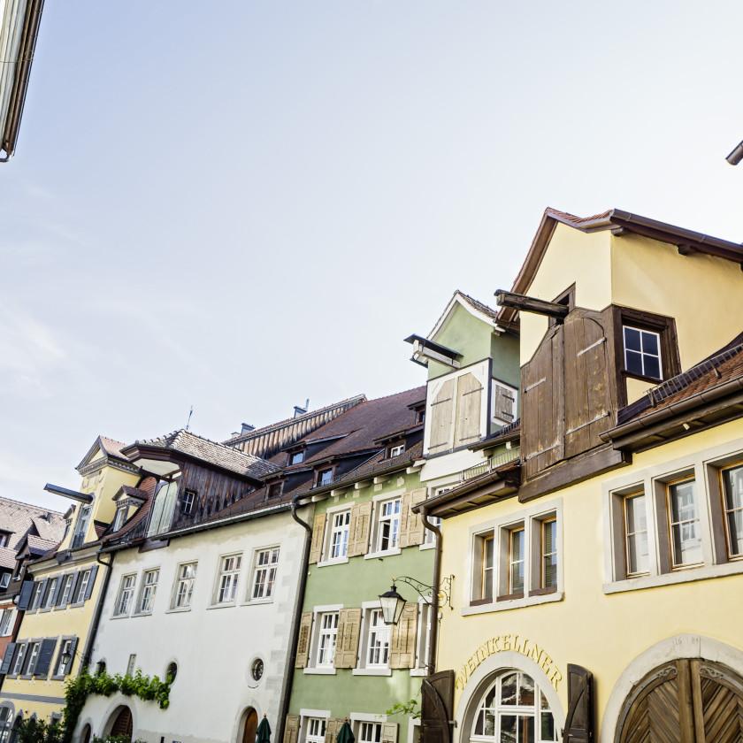 Vorburggasse Meersburg