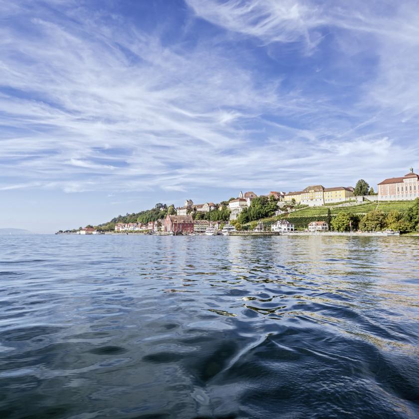 Meersburg vom See