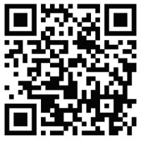 QR Code zum downloaden der EasyPark App