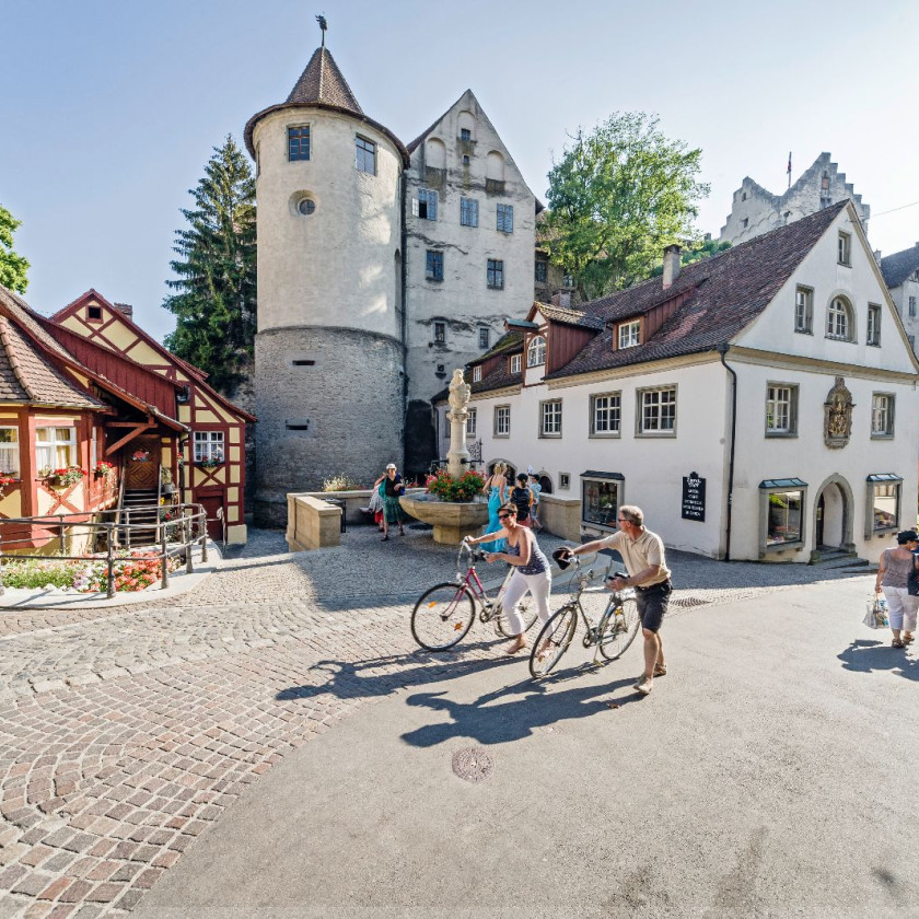 Steigstraße Meersburg